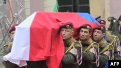 Funeral emocional për ish presidentin çek, Vaclav Havel