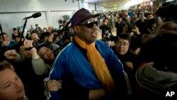洛文為不能幫助裴俊浩獲釋道歉(2014年1月13日)