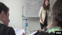 Američki studenti u Kini