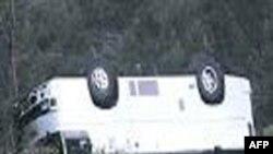 Nam Triều Tiên: Tai nạn xe buýt làm 12 người thiệt mạng