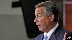 Chủ tịch Hạ viện John Boehner cho biết các ủy ban Hạ viện sẽ không loại trừ biện pháp nào để tìm ra sự thực