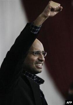 Saif al-Islom Qaddafiy