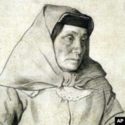 斯大林的母亲叶卡捷琳娜