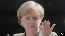 Анґела Меркель, канцлер Німеччини