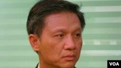 Giám đốc điều hành BPSOS Nguyễn Ðình Thắng.