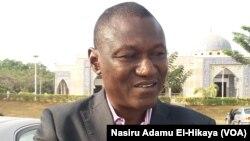 Kwandan NDLEA na filin jiragen sama dake Abuja, Alhaji Hamisu Lawan