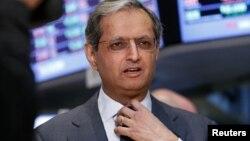 Ông Vikram Pandi, Tổng giám đốc Citigroup