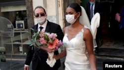 Getting married despite coronavirus outbreak