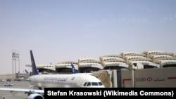 사우디 아라비아 킹 칼리드 국제공항 (자료 사진)