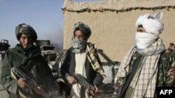 Các thành viên nhóm nổi dậy Taliban