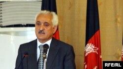 افغانستان کے قومی سلامتی کے مشیر رنگین دادفر اسپانتا (فائل فوٹو)