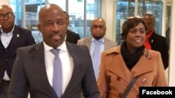 Le leader politique ivoirien Charles Ble Goude a été condamné par contumace à 20 ans de prison par un tribunal ivoirien pour meurtre, viol et torture.