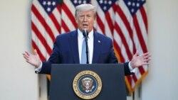 VOA: Trump anuncia suspensión temporal de la inmigración por el coronavirus