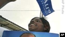 加蓬已故总统儿子有望当选总统