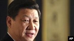 아이오와주를 방문한 시진핑 중국 국가부주석