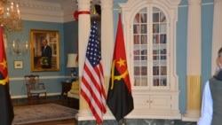 Báfua Báfua fala sbore relações Estados Unidos Angola (1) - 0:33