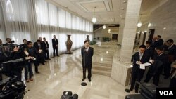 Wamenlu Tiongkok Zhai Jun di Damaskus, Suriah (18/2)