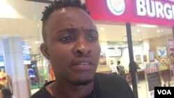 Umculi womdumo werhumba uMcebisi Chauke
