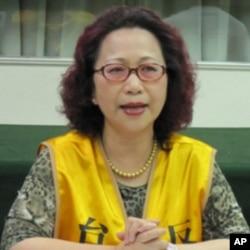 台灣青年反共救國團常務理楊月清