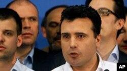 """Заев: """"Оваа тесна група на власт се пазарела, местела судии и обвинители по подобност"""""""