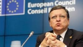 Barroso dënon sulmet e Moskës në Ukrainën lindore