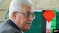 Presidenti palestinez flet për bisedimet e ndërprera me Izraelin