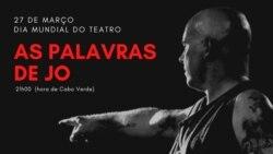 O Dia Mundial do Teatro mais triste das nossas vidas, diz encenador João Branco - 20:00