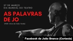 Dia Mundial do Teatro, 2020