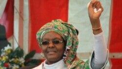 Udaba olukhangela ngempilo kaNkosikazi Grace Mugabe ihlandla lesihlanu