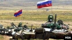 Rusiya tankları