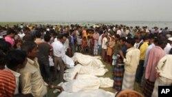بنگلہ دیش میں فیری کا حادثہ
