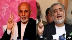 دو نامزد پیشتاز در باره دور دوم انتخابات اختلاف نظر دارند