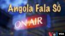 "28 Dez 2012 Angola Fala Só - Bonga ""É triste ver artistas bajuladores e lambe botas"""