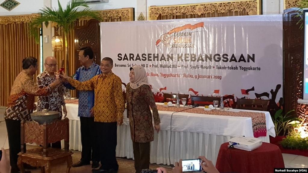 Gerakan Suluh Indonesia Tokoh Lama Lokomotif Baru
