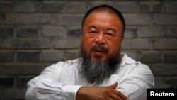 Nghệ sĩ Ngải Vị Vị từng bị bắt vào năm 2011 và bị giam gần 3 tháng mà không được xét xử.