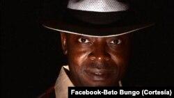 Beto Bungo, cantor angolano