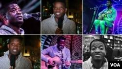 Jack Nkanga - músico angolano em Nova Iorque