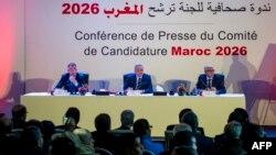 Le président de la Fédération marocaine de football Fouzi Lekjaa, à Casablanca, le 23 janvier 2018.