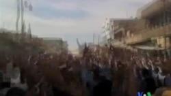 2011-10-10 粵語新聞: 敘利亞各地衝突31人死亡