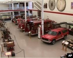 得博镇消防博物馆
