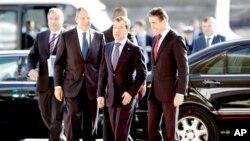 روابط ناتو و روسیه دریک نقطۀ عطف قرار دارد، رازموسن