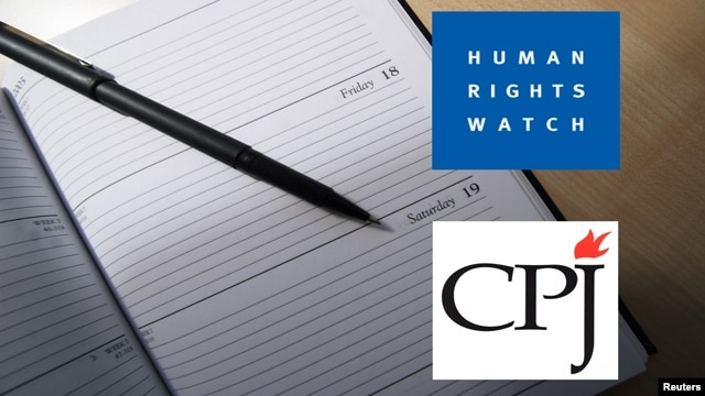 Ủy Ban Bảo vệ các Ký Giả (CPJ).