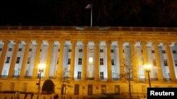 Trụ sở Bộ Tài chính Hoa Kỳ ở thủ đô Washington.