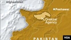 Wilayah Orakzai Agency, Pakistan.