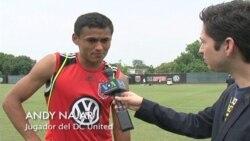 Andy Najar Entrevista Promo