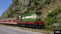 Railwas in Albania