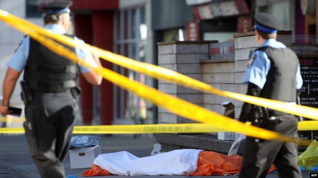 Autoridades continúan investigando el motivo del atacante, que al parecer fue deliberado. También desestiman que se trate de un ataque terrorista.