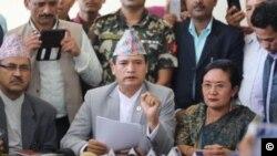 Nepali minister tamang