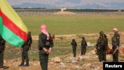 Suriyadagi kurd mudofaa kuchlari