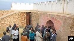 Centro Prisonal de São Nicolau, Namibe